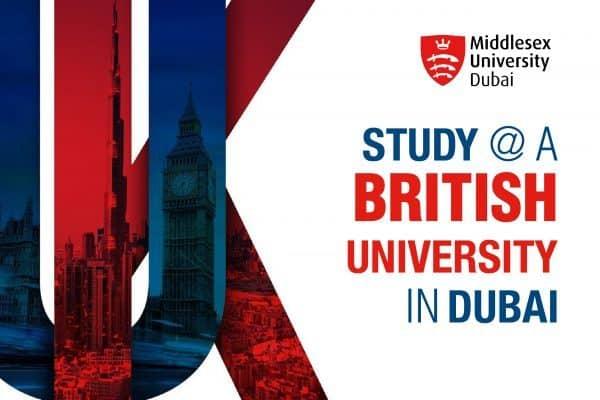 ES Dubai Pathway Programme with Middlesex University